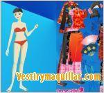 Juego  asia dress up vestir a la chica asiatica