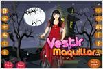 mountain witch dress up maquillar y vestir a la bruja