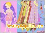Juego  princess dress up vestir a la princesa