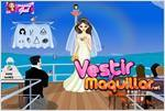 Juego  beautiful wedding hermosa boda