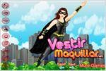 Juego  girl superhero dress up vestido de superheroe