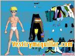 Juego  naruto dress up vestir a naruto