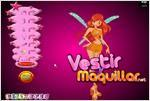 Juego winx club new dress up vestido de winx club