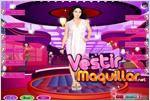 Juego vanessa hudgens dress up look vanessa hudgens