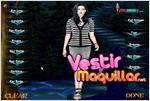 Juego  kristen stewart dress up vestir a kristen stewart