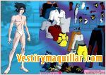 Juego  sasuke dress up vestir a sasuke