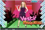 Juego  taylor swift dress up vestir a taylor swift