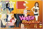 Juego bratz new style dress up estilo bratz