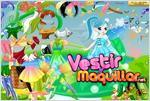 Juego fairy wings dress up vestir al hadita