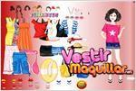 Juego  barbie sea dress up vestir a barbie para la playa