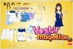 Juego barbie sailor girl dress up look marinero