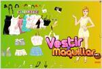 Juego  barbie spring dress up la primavera de barbie