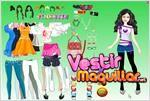 Juego barbie summer dress up look de verano