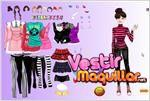 Juego  barbie new style dress up el nuevo estilo de barbie