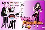 Juego  barbie rock girl dress up barbie roquera