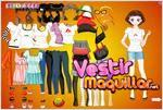 Juego  sue sailor girl dress up sue marinera