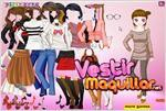 Juego  sue new style dress up sue nuevo estilo