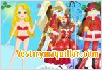 Juego  angela dress up vestir a angela