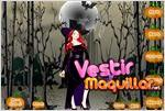 Juego  halloween time dress up vestir para halloween