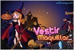 Juego  sussy pumpkin dress up sussy vestido de halloween