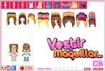 Juego  sweet treat dress up dulce muñeca