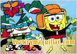 Juego spongebob dress up vestir a bob esponja