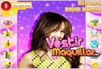 Juego  miley cyrus musical makeover maquillar a miley cyrus