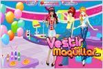 Juego  stylish teens party super fiesta