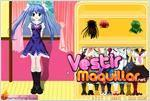 Juego  lovable school girl muchacha adorable de la escuela