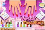 Juego  new manicure try la manicura
