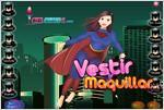 Juego  superheroes girl dress up vestir a la muchacha superheroe