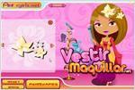 Juego  princess fashion bella princesa
