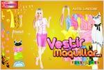 Juego  avril lavigne dress up estilo avril lavigne