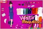 Juego barbie business dress uniforme de trabajo de barbie