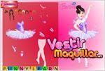 Juego  barbie ballerina barbie bailarina