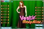 Juego  keira knightley dress up vestir a keira knightley