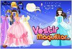 Juego  sue party dress up vestir a sue