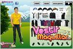 Juego tiger woods dress up vestir a tiger woods