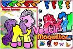 Juego  my little pony dress up vestir a mi pequeño pony
