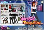 Juego  sexy girl dress up muchacha atractiva