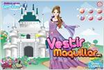 Juego  dancing princess bella princesa